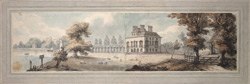 View of Brandenburgh House, Hammersmith